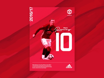 There's only one Wayne Rooney