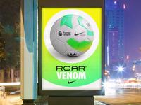 Nike ROAR® | VENOM Advertising
