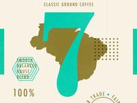 ∆ Traditional 7 Coffee | Brazil ∆