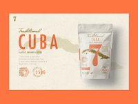 ∆ Traditional 7 Coffee | Cuba Layout 2 ∆