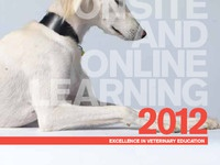 Cover submission for Veterinary college brochure...
