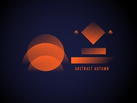 ∆ Abstract Autumn ∆
