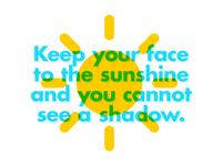 ∆ SUNSHINE ∆