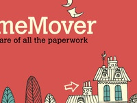Branding for a Homemovers surveyors product - Estate agents