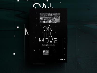 Uber Brand Evolution (On The Move)