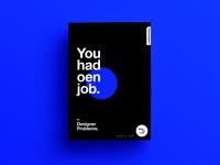 👁Made You Look👁 171 | You had oen job.