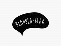 BlahBlahBlar.