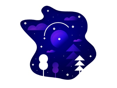 Dreamcatcher shape texture illustration logomark logo brand dreams drawing