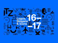 Logos, Slogans & Icons 2016-17