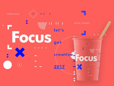 Let's Get Creative 2017 | Focus