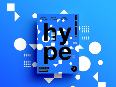 👁Made You Look👁 263 | HYPE. beautiful postereveryday poster 2018 positive swiss typography color design motivation hype thankyou