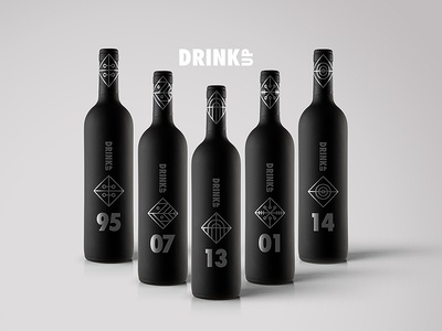 DRINK UP | Wine Labels