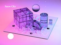 Snow City | Render
