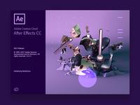 Adobe Splash Screen | Graphics