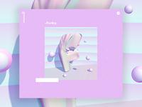 Funky | 36DaysOfType