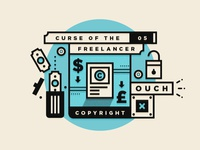 Curse Of The Freelancer | Copyright
