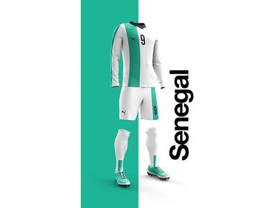 2018 FIFA World Cup Retro Kits | Senegal 🇸🇳
