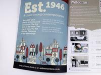 Est.1946 branding advert