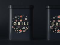 GRILL | Tin