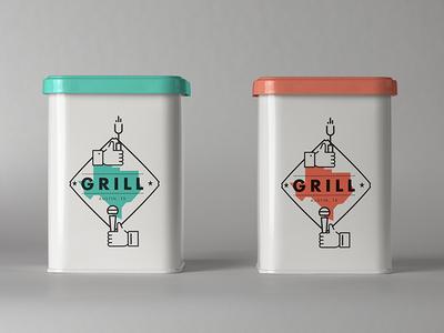 GRILL | Tin III