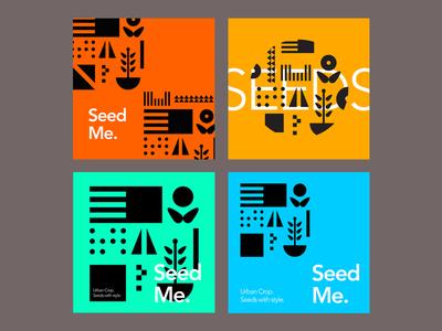Seed Me | Designs