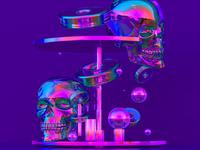 – Skull Disco –