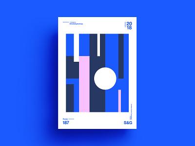 –Edge swiss illustration poster design color
