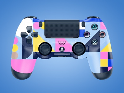 Milkshake | PS4 Controller playstation4 dualshock playstation sony retro gaming gamer ps4