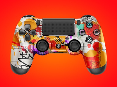 Sunseeker | PS4 Controller summer photography abstract sony dualshock playstation 4 playstation ps4