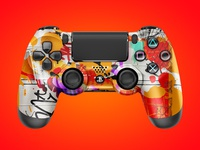 Sunseeker | PS4 Controller