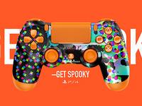 –Get Spooky | PS4 Controller
