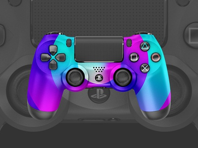 Mode | PS4 Controller ps4 playstation sony playstation4 controller gaming gamer skin