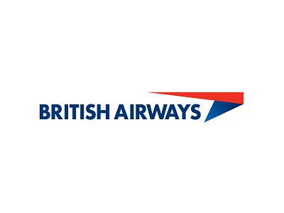 BA | Rebrand Challenge aviation typography rebrand logo logomark type ba explore flight airline concept