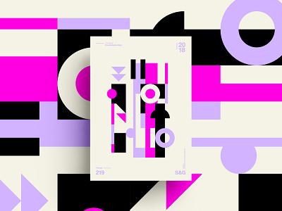 –Block City. illustrator freelance branding color illustration poster design city