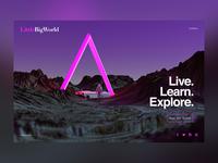 Live. Learn. Explore.
