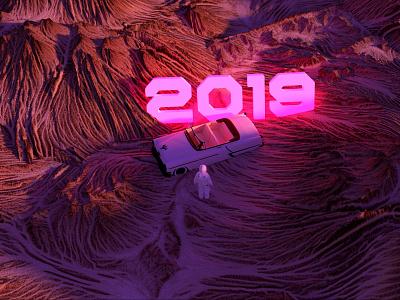 EXPLORE MORE   Free Wallpaper 2019 astronaut space hologram abstract surreal fantasy scifi art octane render octanerender octane c4d cinema4d film interstellar spaceart