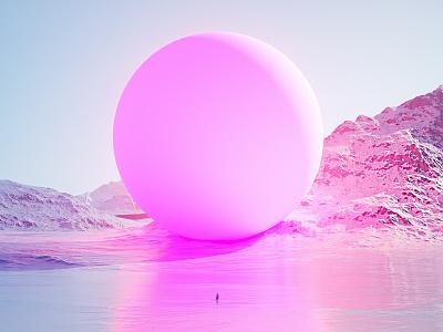 –UNEXPECTED. 2019 astronaut space hologram abstract surreal fantasy scifi art octane render octanerender octane c4d cinema4d film interstellar spaceart