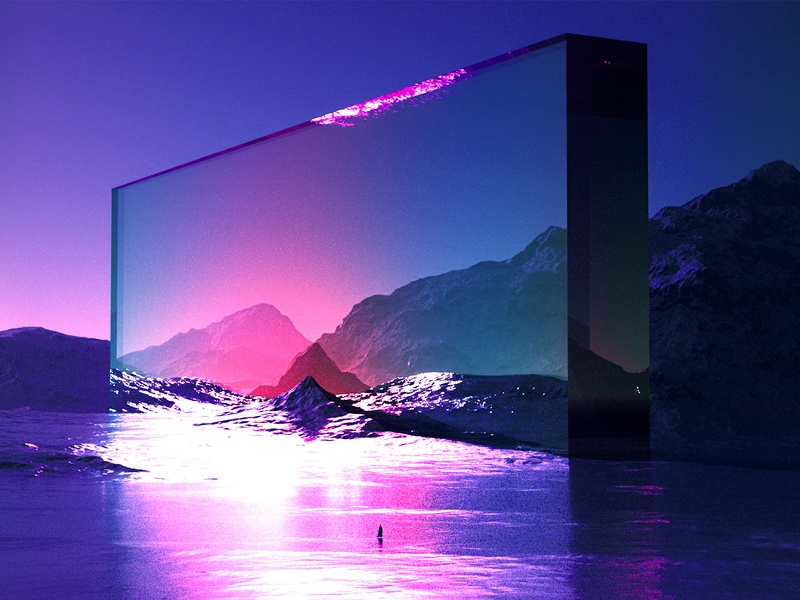 –WINDOW OF OPPORTUNITY. spaceart interstellar film cinema4d c4d octane octanerender octane render art scifi fantasy surreal abstract hologram space astronaut 2019