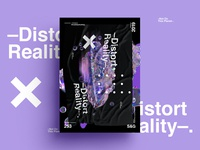 —Distort Reality.