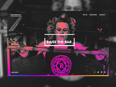 Raise The Bar.