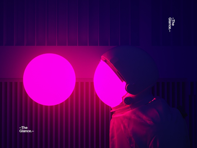 –The Glance.– interstellar film cinema4d c4d octane octanerender octane render art scifi fantasy surreal abstract mp4 hologram space astronaut 2019