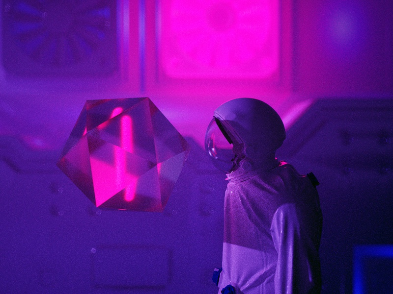 –CARGO.– 2019 astronaut space hologram mp4 abstract surreal fantasy scifi art octane render octanerender octane c4d cinema4d film interstellar
