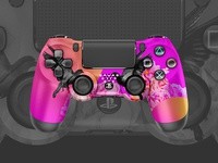 –Pretty Thoughts | PS4 Controller