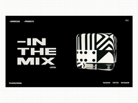 –IN THE MIX | Homepage
