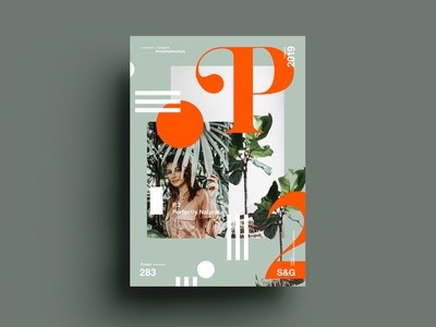 P2. Perfectly Natural. love typography type poster illustration swiss texture vector color art retro posterdesign gradient collage photoshop adobe collageart