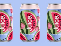 Juice. | Watermelon & Strawberry.