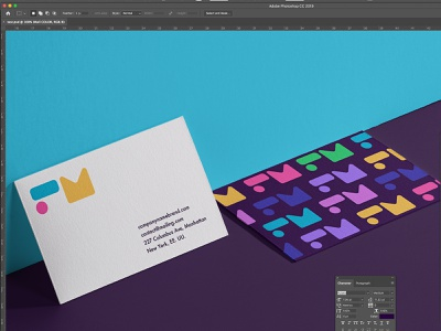 FM. businesscards businesscard logomark layout collageart art vector poster type typography logo branding procreate logos sketch ideas concepts