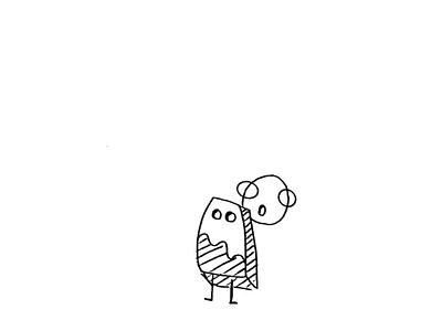 THE GANG ipad procreate type cartoon art sketch drawing illustration