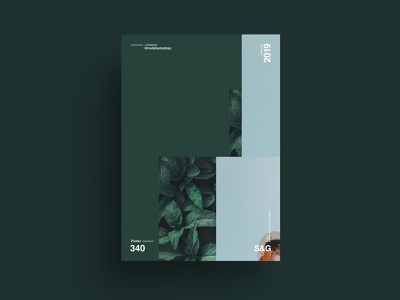 the wilderness. nature forest minimal cinema4d collageart adobe photoshop collage gradient posterdesign art color vector texture swiss illustration poster type typography love