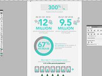 Latest infographics project (Colour option 2)